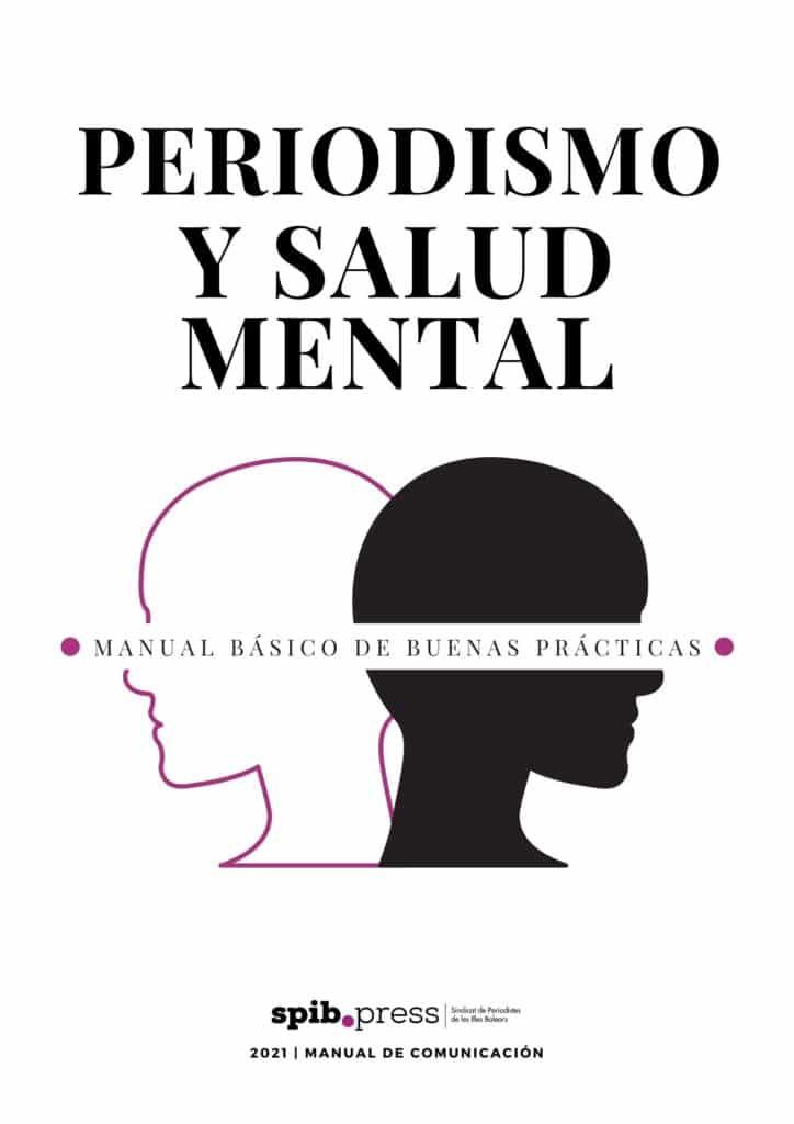 Manual Salud Mental para periodistas